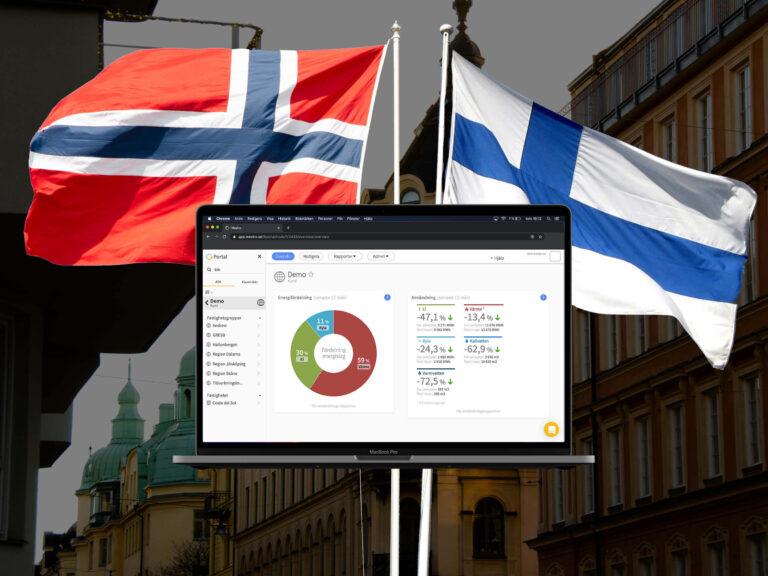 Mestro Portal på norska och finska