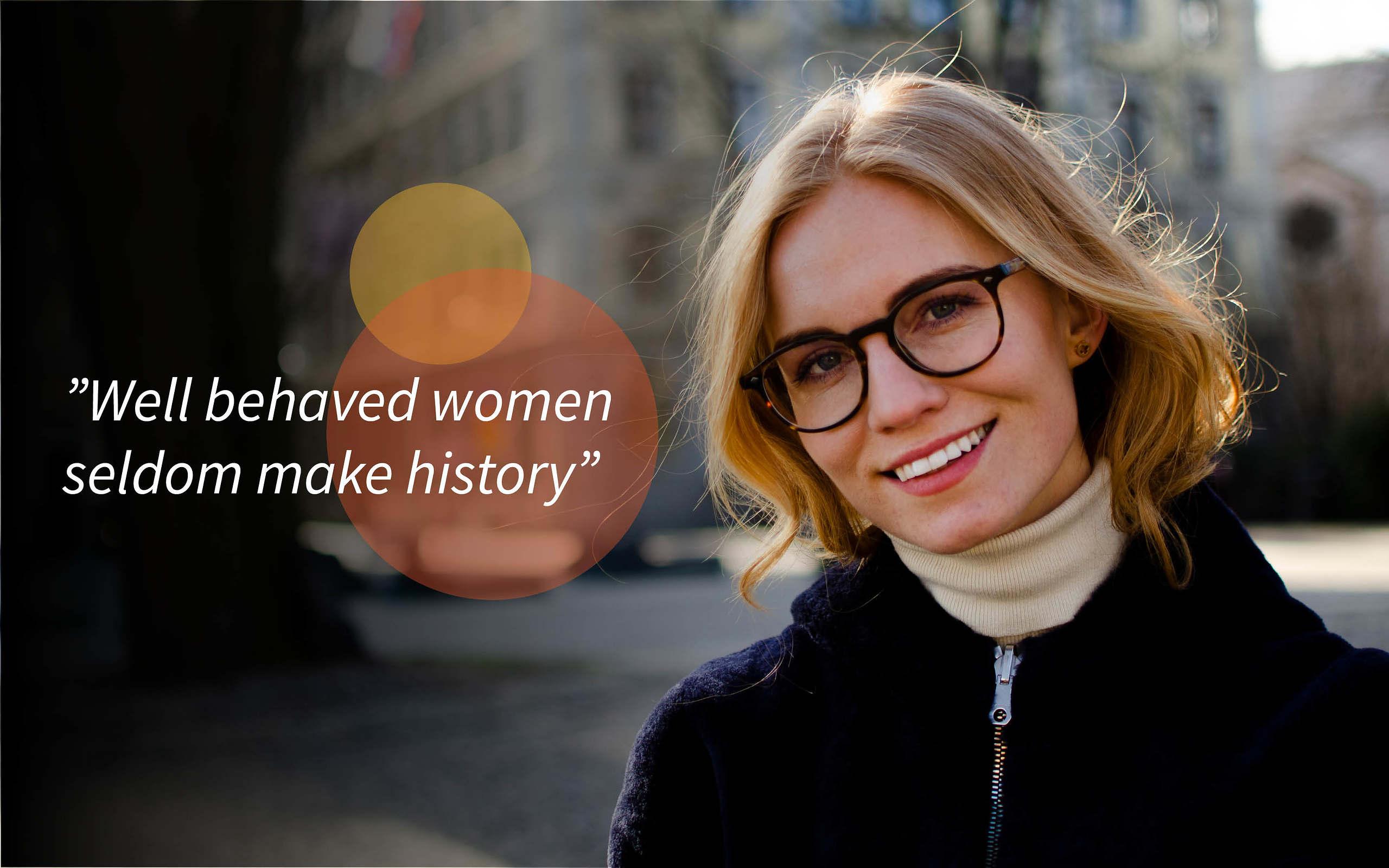 Ellen om Jämställdhet
